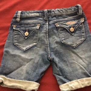 Little Girls Shorts Gently Used